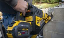 DeWalt FlexVolt 2-inch SDS Max Combination Hammer Hands-on Review