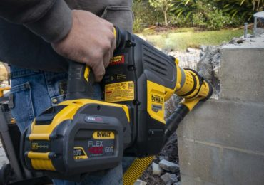 DeWalt FlexVolt 2-inch SDS Max Combination Hammer