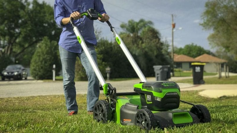 Greenworks Pro 60V 21-Inch Self-Propelled Mower