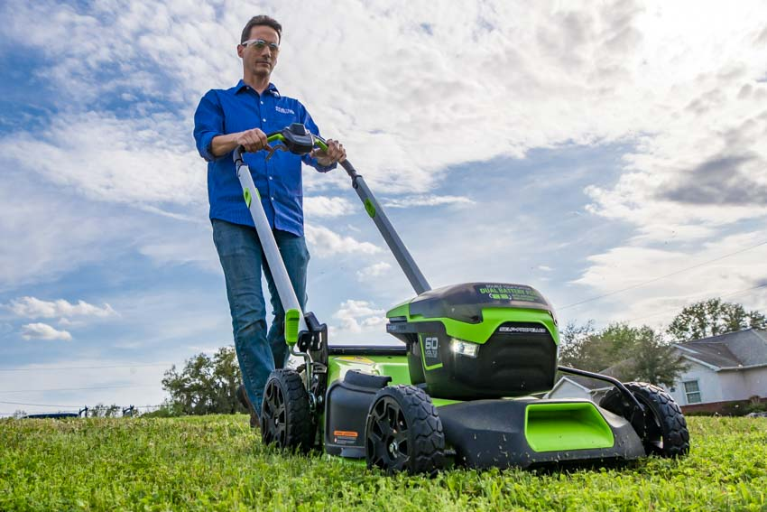 Greenworks Pro 60V 21-Inch Self-Propelled Lawn Mower Review