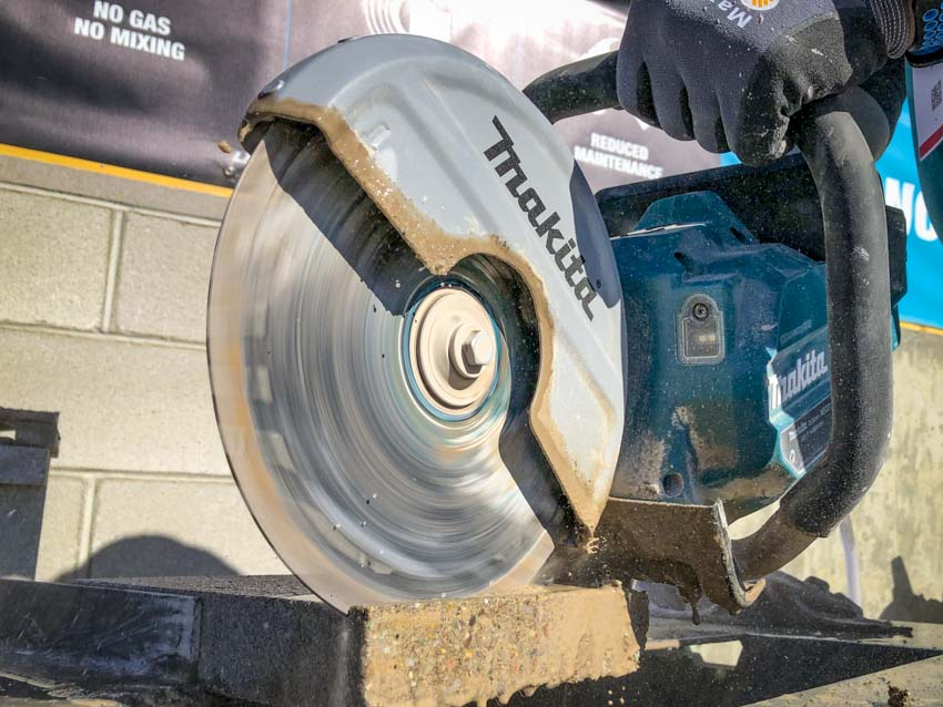 Makita Cordless Power Cutter - Best Makita Tools at World of Concrete 2020