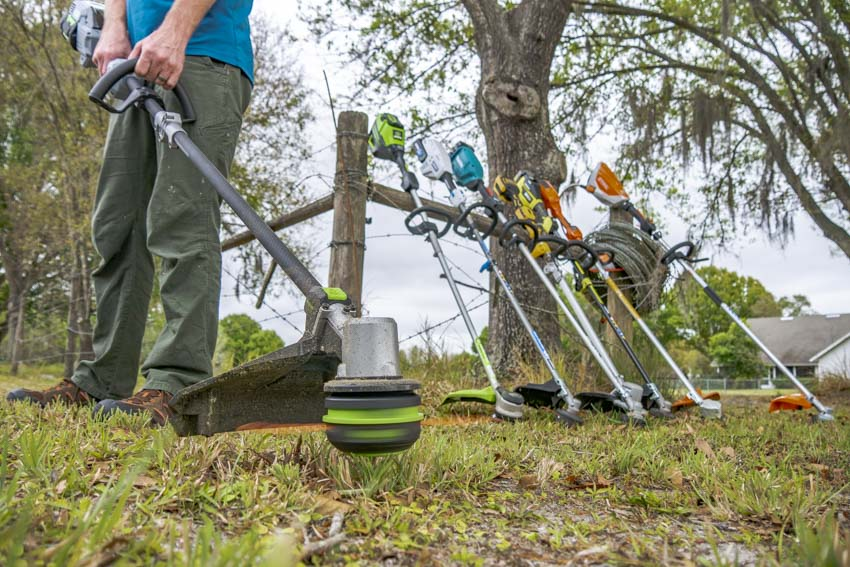 Best Battery-Powered Weedeater Roundup | Hands-On Testing