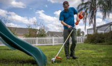 Husqvarna Battery String Trimmer Hands-On Review | 520iLX