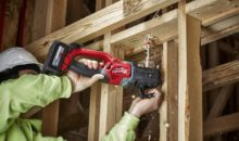 Milwaukee M18 Fuel Hole Hawg Right Angle Drill