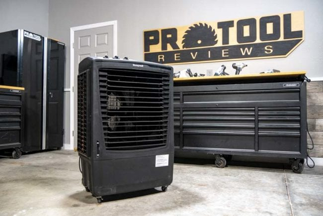 The Truth About Evaporative Coolers   Buying a Swamp Cooler   Honeywell