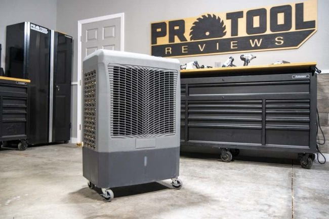 The Truth About Evaporative Coolers | Buying a Swamp Cooler | Hessaire