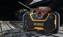 DeWalt DCR028 Bluetooth Radio | 12V and 20V No-Charger Option