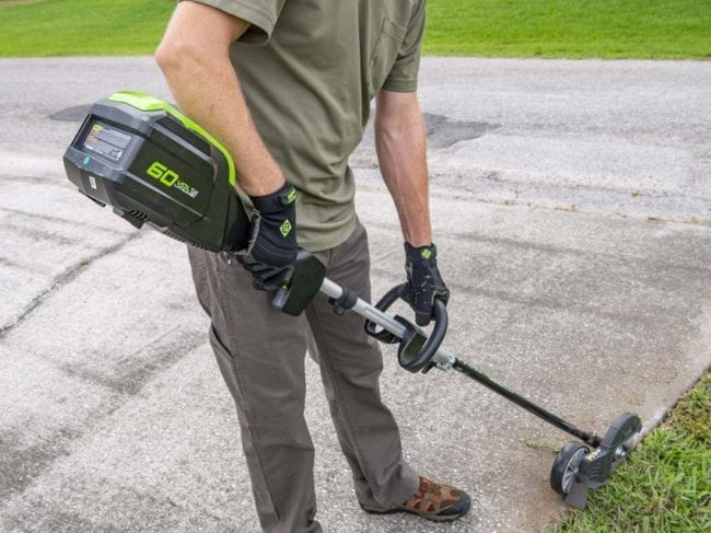 Best Battery-Powered Weed Wacker Attachment Systems - Greenworks 60V Pro Attachment Ready String Trimmer