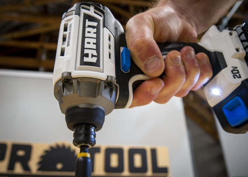 How much torque do you need on an impact driver