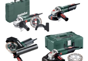 Metabo Power-Up Grinders