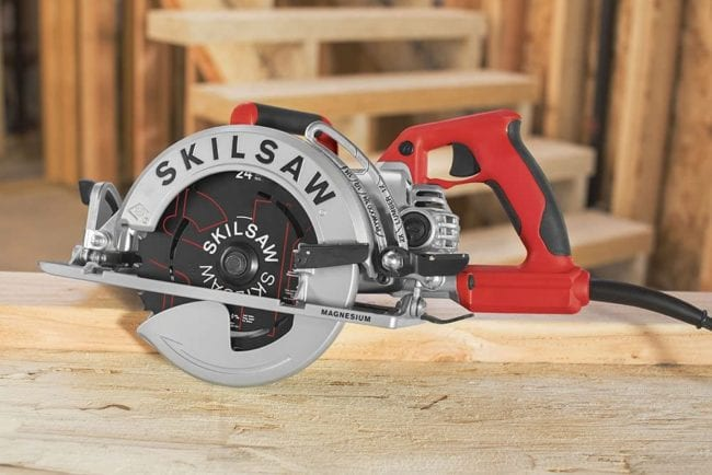 Best Corded Worm Drive Circular Saw –Skilsaw SPT 77 WML Worm Drive