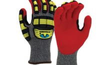 Pyramex Safety Leather and Dipped Gloves