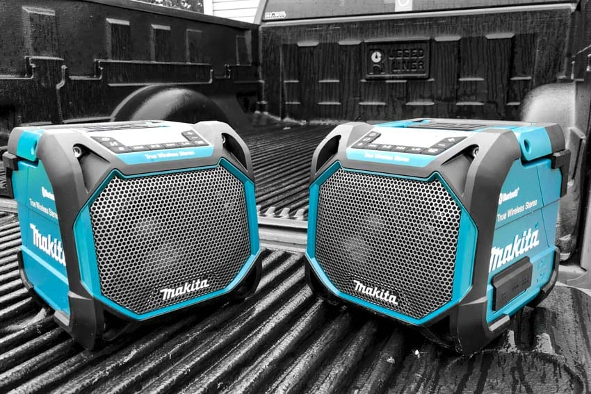 Makita XRM11 Bluetooth Speaker Review