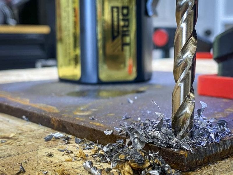 best drill bits for hardened steel Drill America