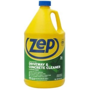 Best Concrete Cleaner for Pressure Washers