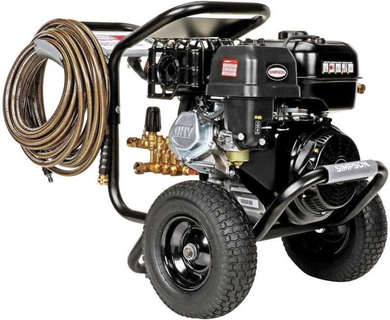 Best Commercial Pressure Washer | Simpson PS60843