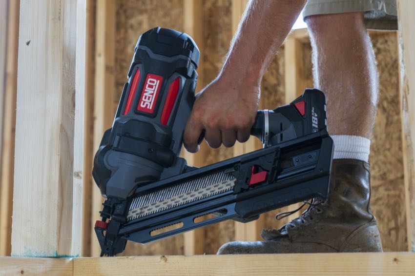 Senco F-35XP Cordless Framing Nailer
