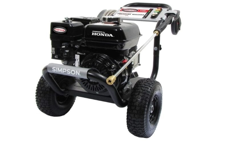 Best Pressure Washer for Cars | Simpson PS3228