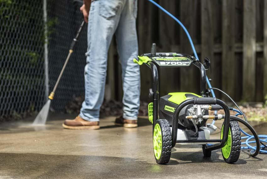 Greenworks Pressure Washer | What to Know Before You Buy