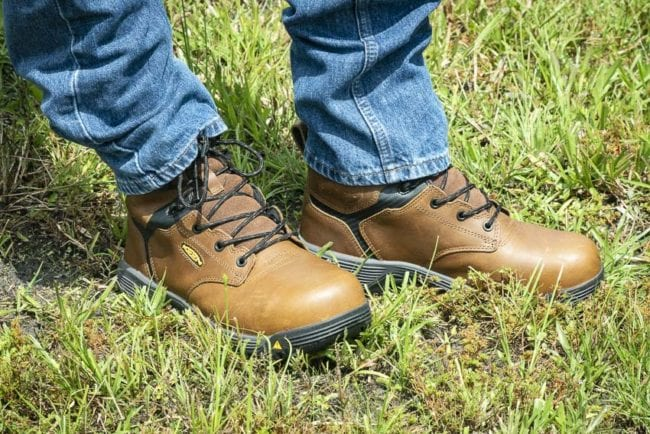KEEN Utility Chicago Boots