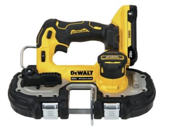 DeWalt Atomic Band Saw