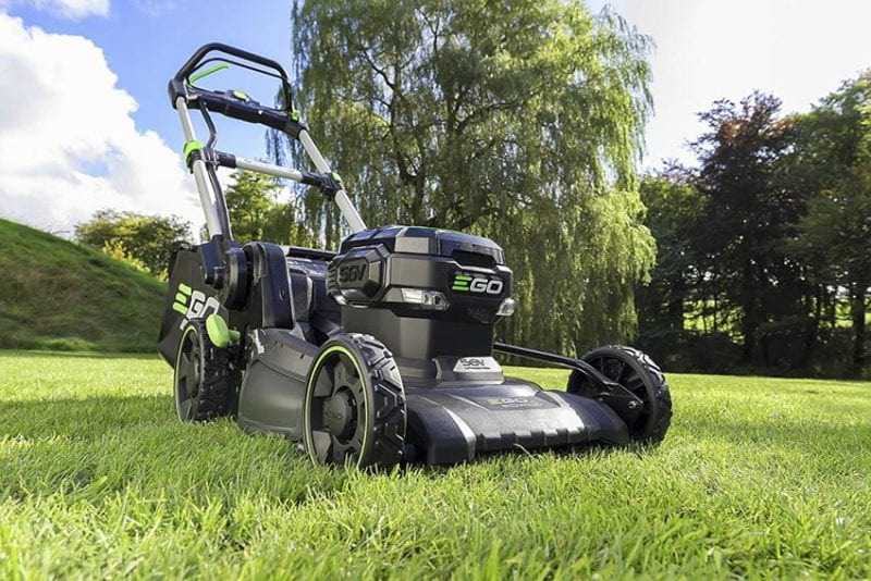 EGO Steel Deck Mower