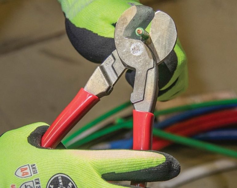 Klein High Leverage Cable Cutter