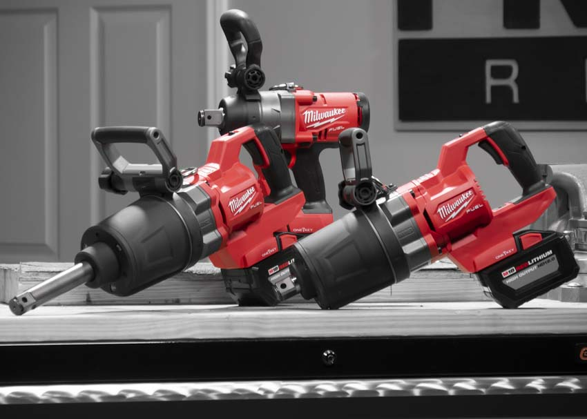 Milwaukee M18 Fuel 1-Inch Impact Wrench | The Definitive Guide