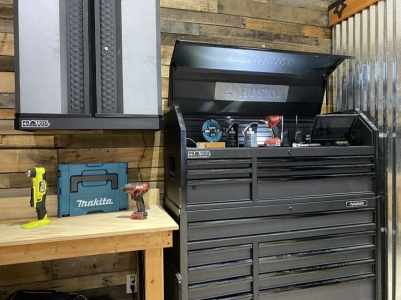Husky 52-inch best tool chest