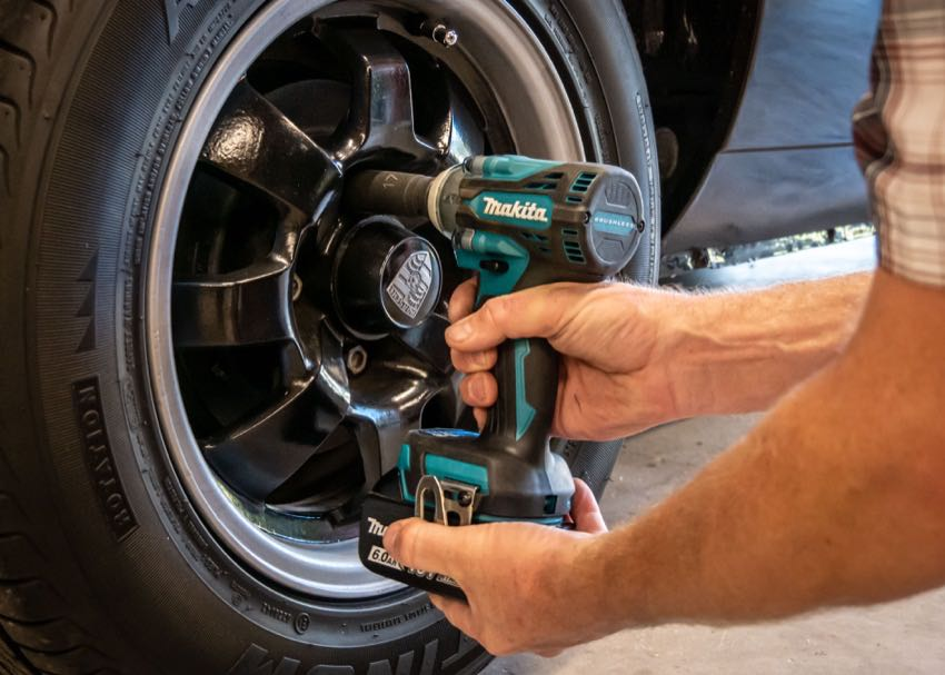 Makita XWT14 Compact Impact Wrench