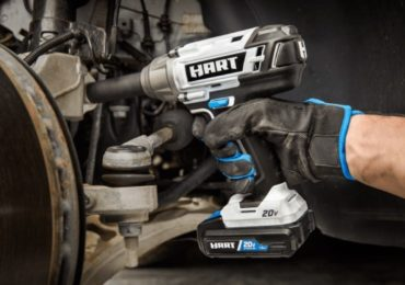 Hart 1/2 inch impact wrench