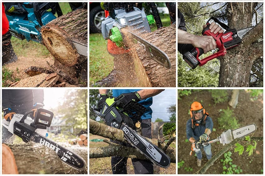 Best Battery Chainsaw Reviews 2020 | Best Cordless Chainsaws