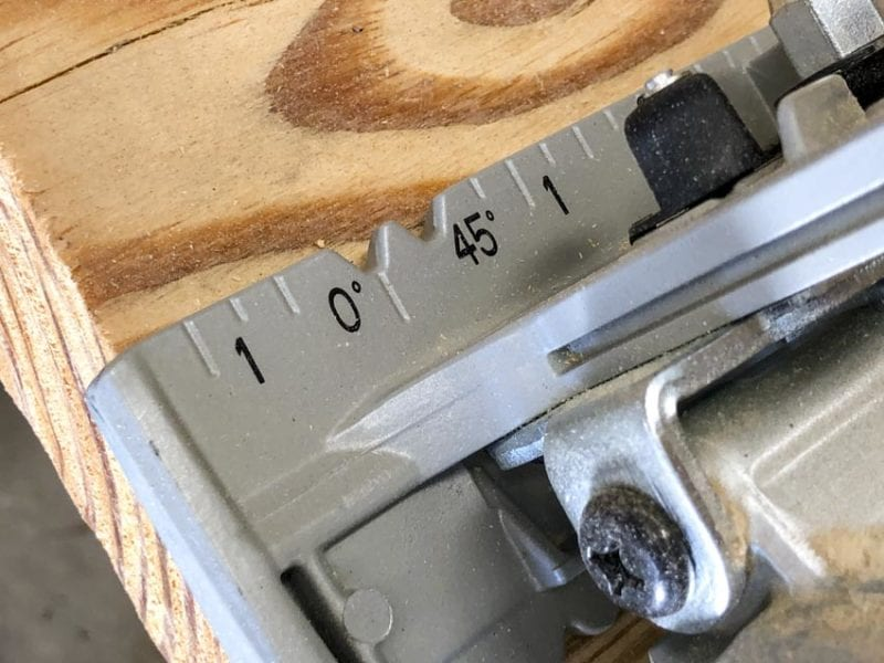 How to Cut with a Circular Saw | Cut Line Notches