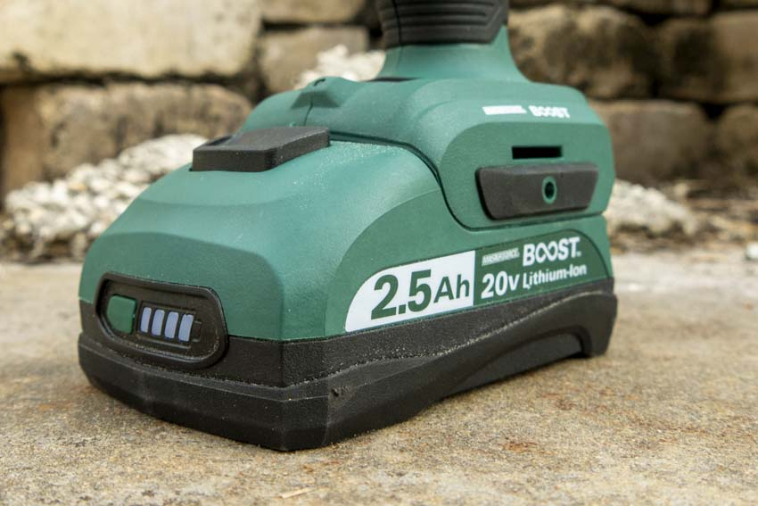 Masterforce Boost Battery