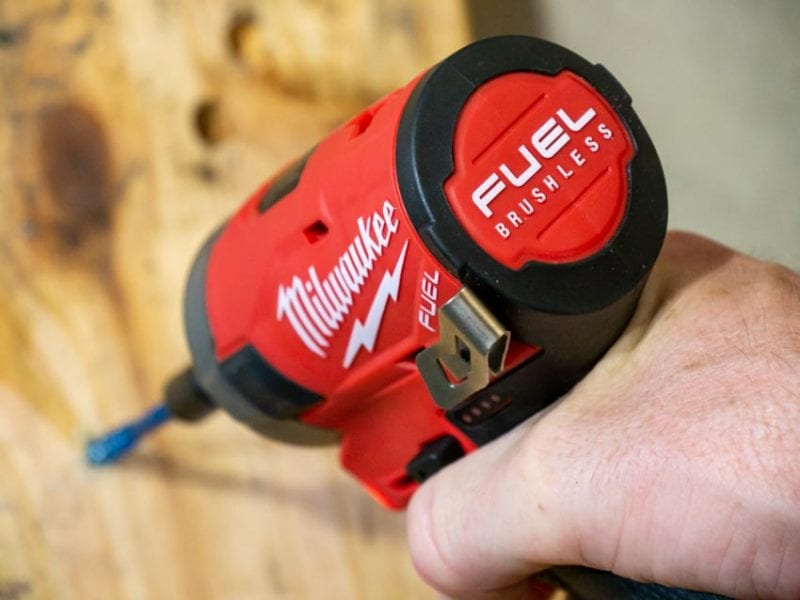 Best Hydraulic Impact Driver | Milwaukee M12 Fuel Surge