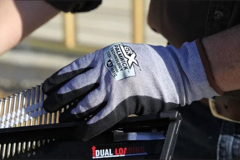 GRX Palmwick A3 work gloves 733L