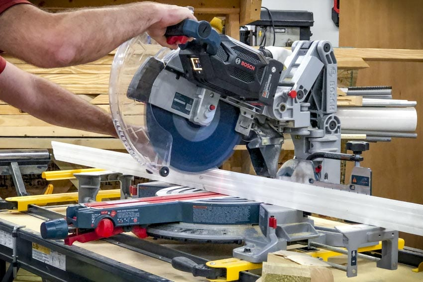 Bosch ProFactor 18V Cordless 12-Inch Miter Saw Review