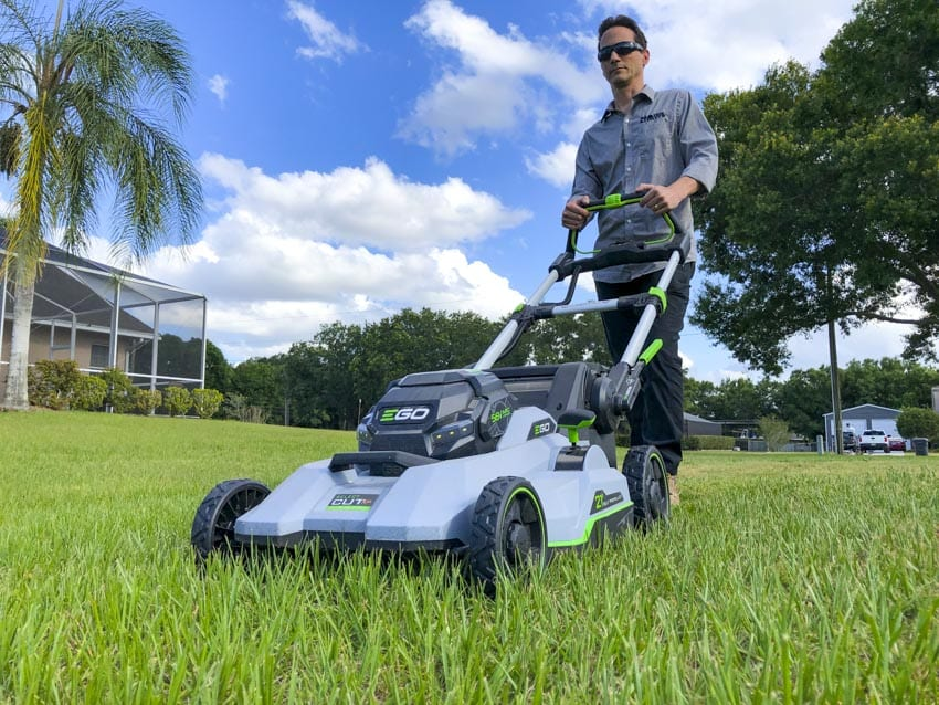 EGO Select Cut XP Self-Propelled Lawn Mower Review