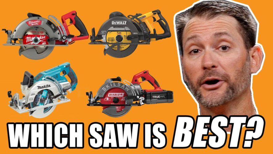 Best Cordless Rear-Handle Circular Saw Video Review