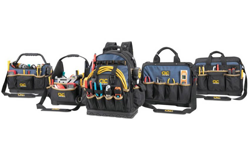 CLC Work Gear Molded Base Bags Feature
