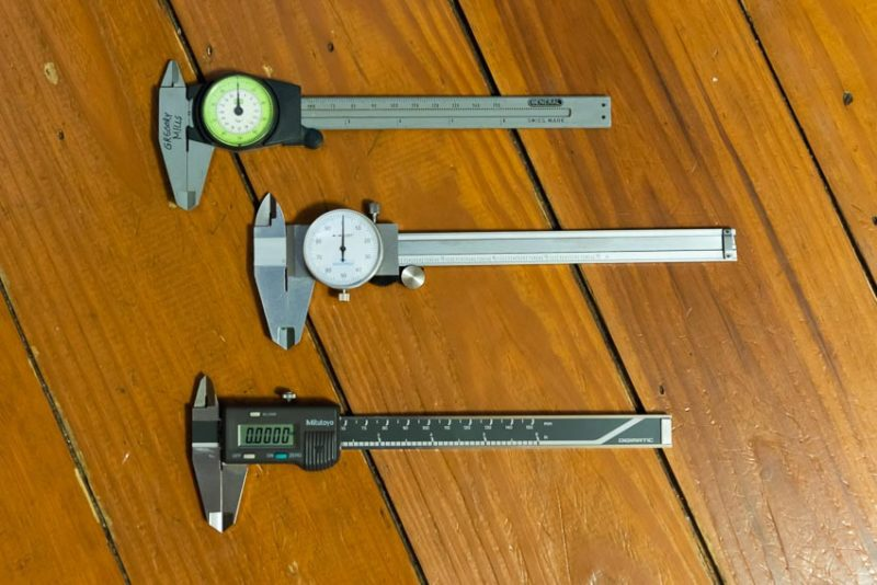 how to use calipers and precision measuring tools