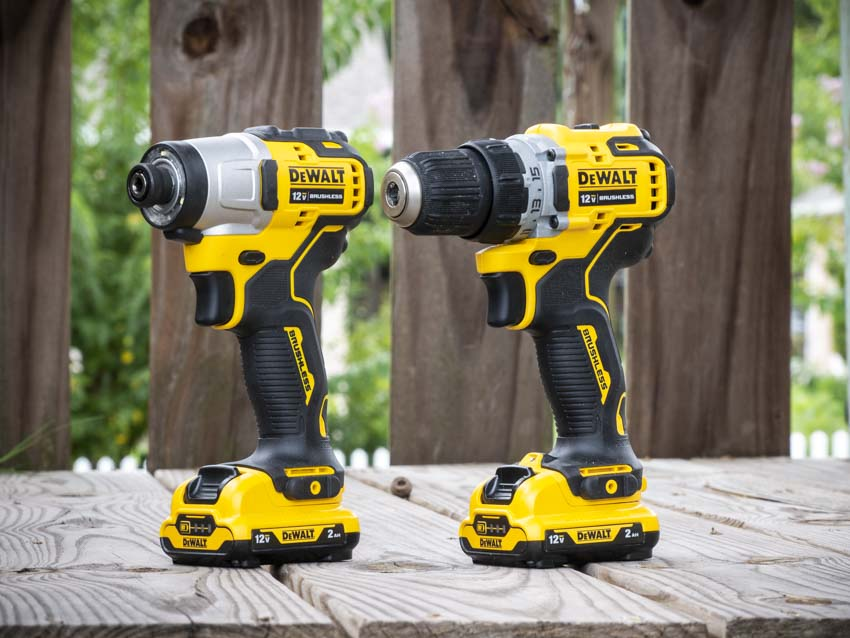 Impact Driver vs Drill Whats the Difference
