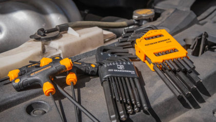 Gearwrench Hex Key Sets
