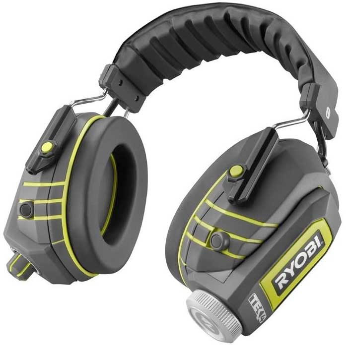 Ryobi RP4530 Tek4 Noise Suppression Headphones Review