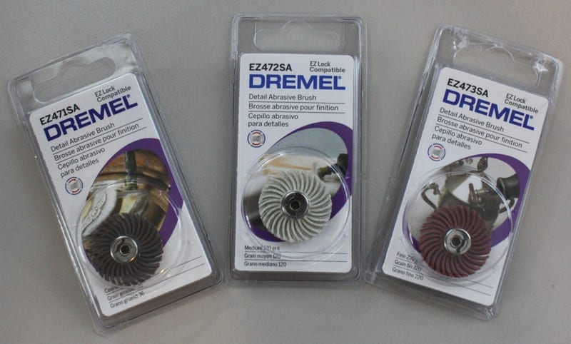 Dremel Detail Abrasive Brush Review