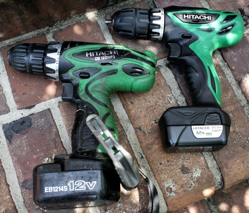 Hitachi DS10DFL 12V Peak Lithium Ion Micro Driver Drill Review