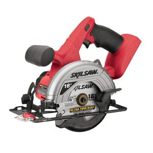 "Skil 5995 18V 5-3/8"" Cordless Skilsaw Review"