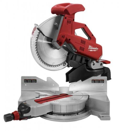 "Milwaukee 6955-20 12"" Sliding Dual Miter Saw Preview"