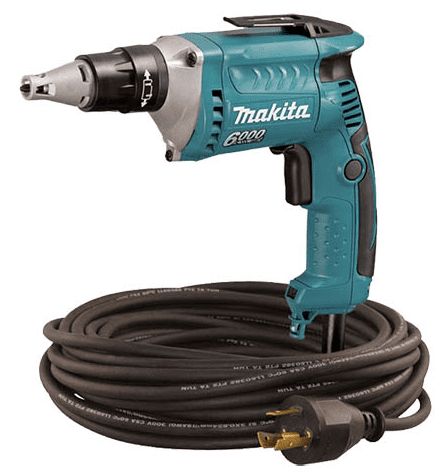 Makita Drywall Screwdriver FS6200TP Quick Look
