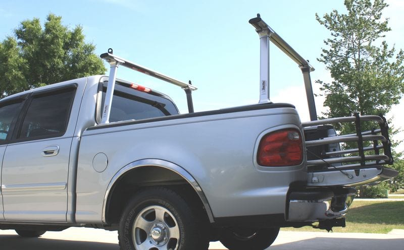 TracRac TracONE Pickup Truck Rack System Review